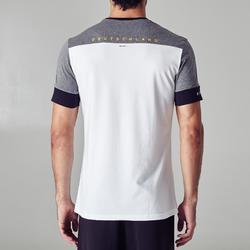 Voetbalshirt Duitsland FF100 voor volwassenen wit