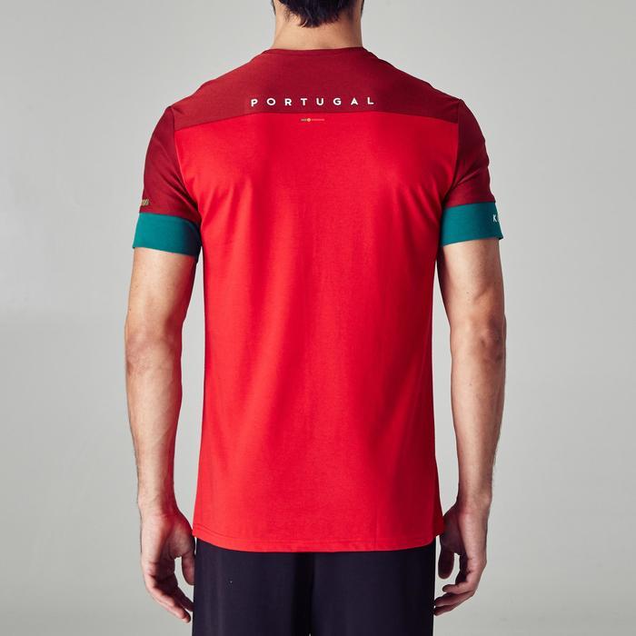 Voetbalshirt FF100 voor volwassenen Portugal