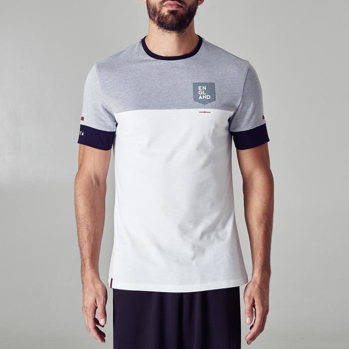 T-shirt de football adulte FF100 Angleterre - 1275091