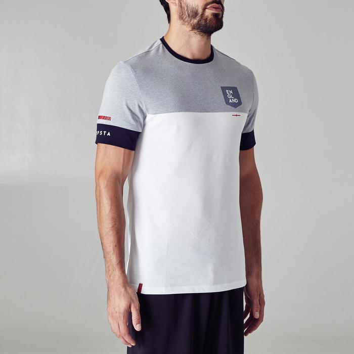 T-shirt de football adulte FF100 Angleterre - 1275095
