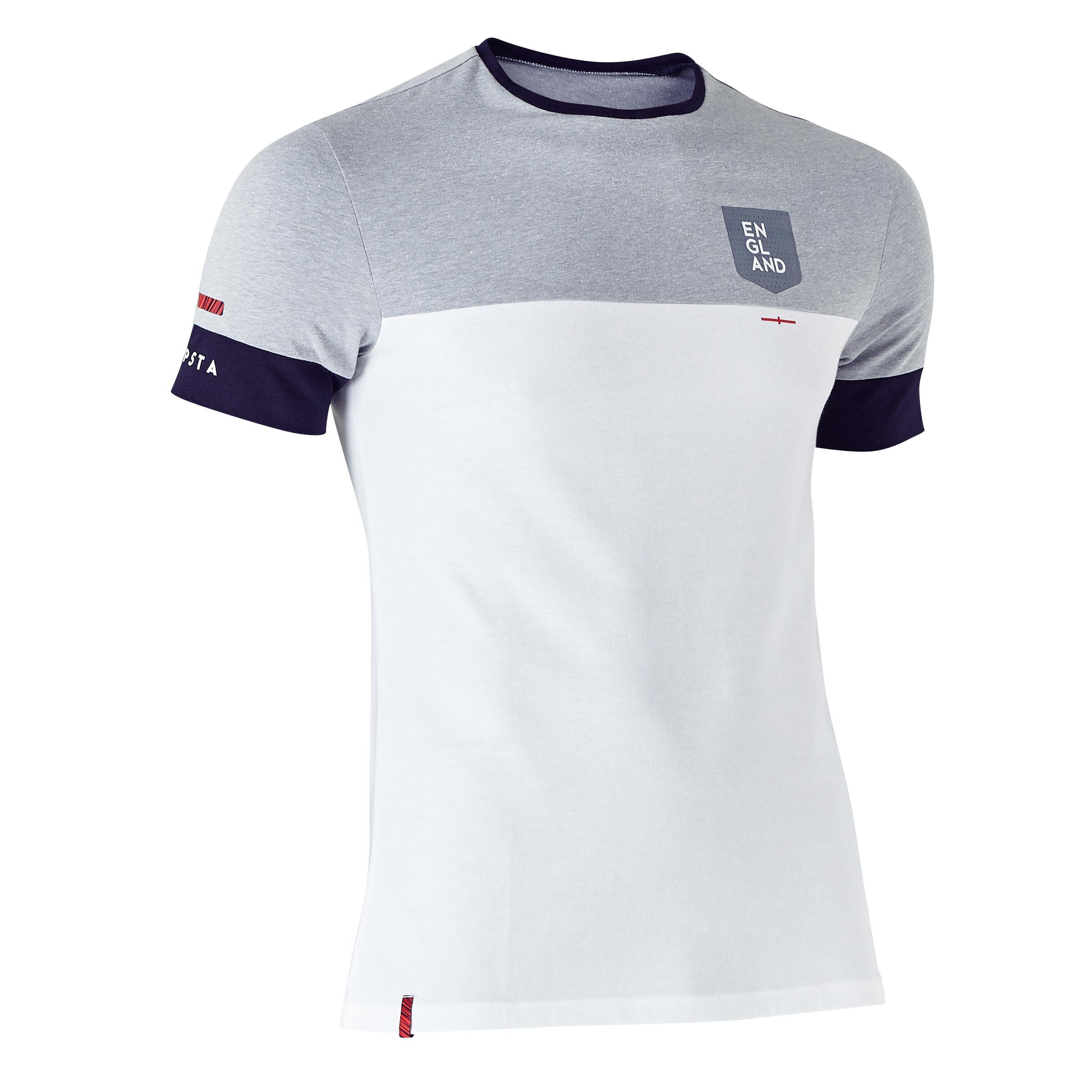 Kipsta Voetbalshirt FF100 voor volwassenen Engeland