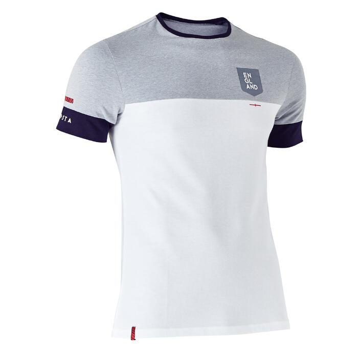 T-shirt de football adulte FF100 Angleterre - 1275096
