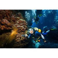 Combinaison de plongée sous-marine SCD 540 Homme 3mm avec renforts