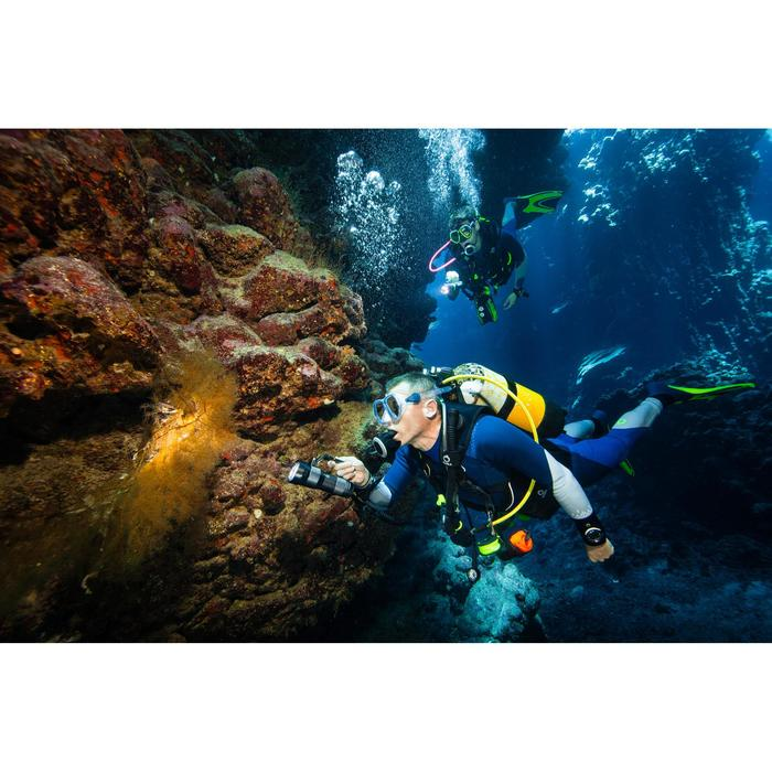Traje de submarinismo SCD 540 Hombre 3mm con refuerzos