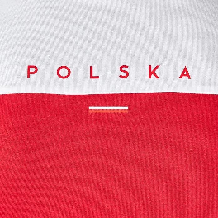 T-shirt de football adulte FF100 Pologne