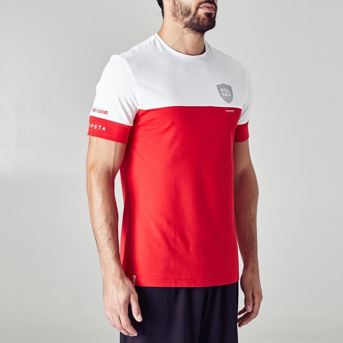 Fußballtrikot FF100 Erwachsene Polen