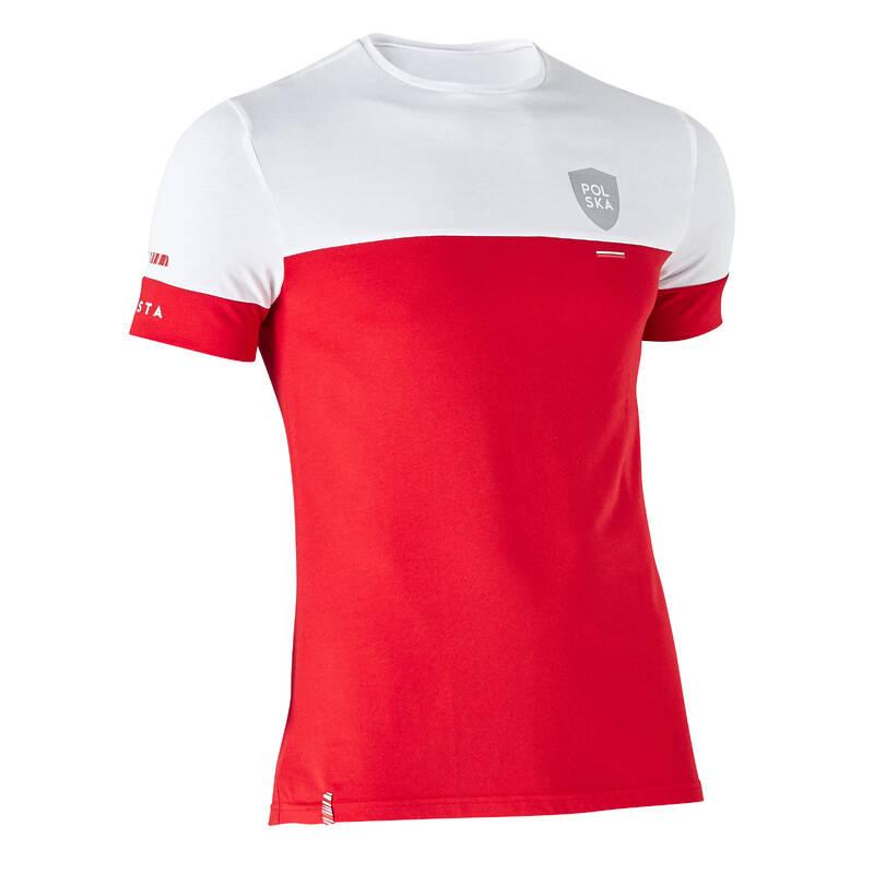 POLSKO Fotbal - TRIČKO FF100 POLSKO KIPSTA - Fotbalové oblečení