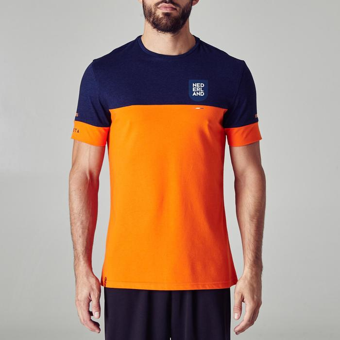T-shirt de football adulte FF100 Pays bas