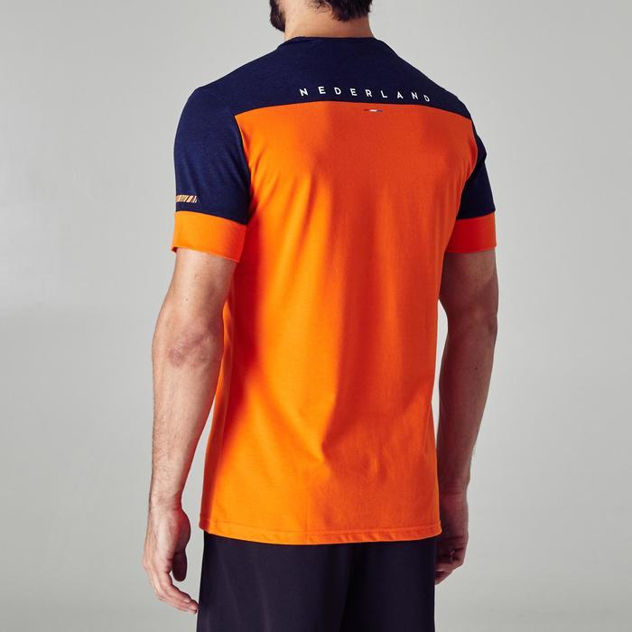 Camiseta de Fútbol Kipsta FF100 Países Bajos adulto