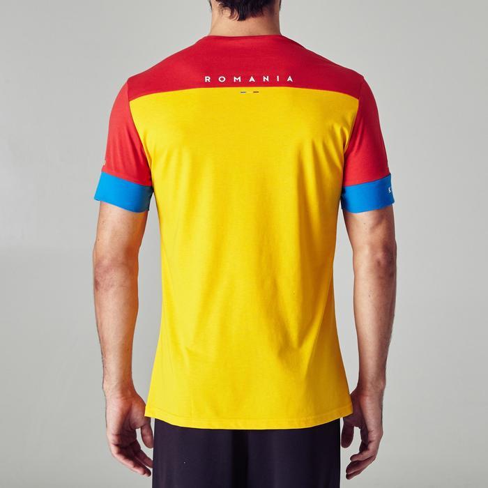 Fußballtrikot FF100 Rumänien Erwachsene