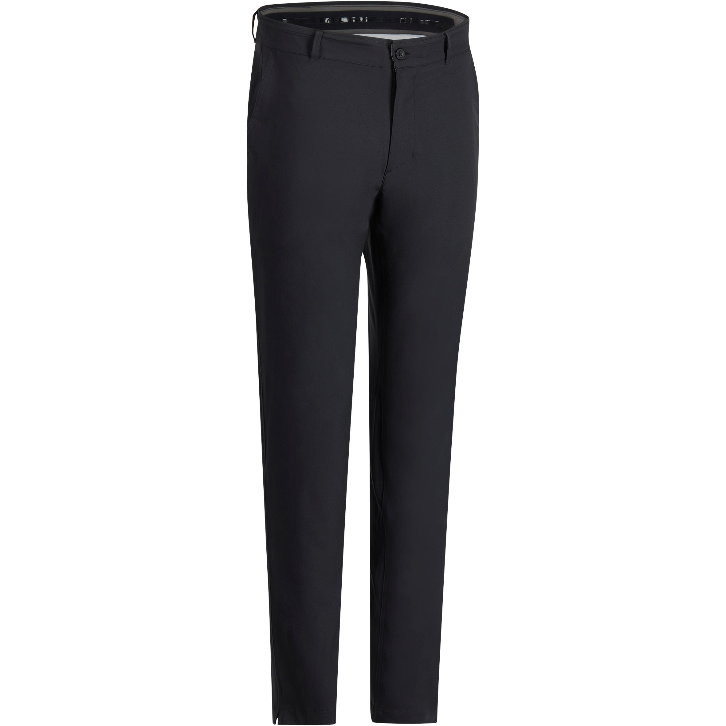 900 Men's Golf Warm Weather Trousers - Black