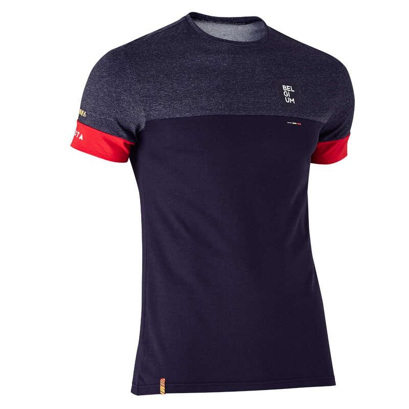 Bélgica Mundial 2014 DESP. COLETIVOS - T-shirt Adulto FF100 Bélgica KIPSTA - All Catalog