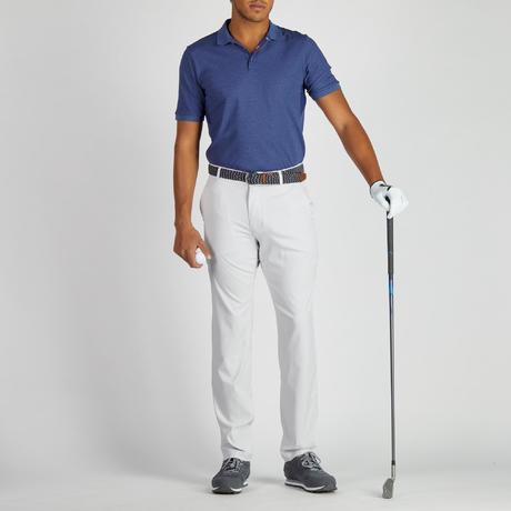 pantalon de golf homme 900 temps chaud gris clair inesis golf. Black Bedroom Furniture Sets. Home Design Ideas