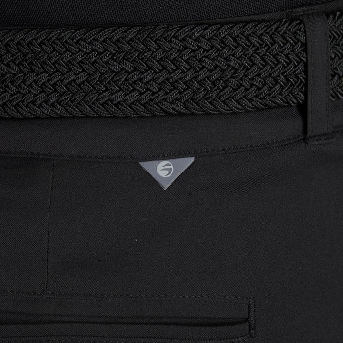Pantalón de golf hombre 900 tiempo caluroso negro