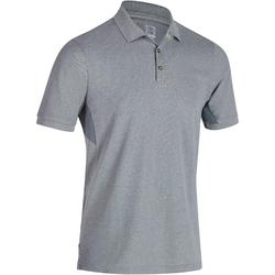 900 Men's Golf Short Sleeve Warm Weather Polo - Heather Grey