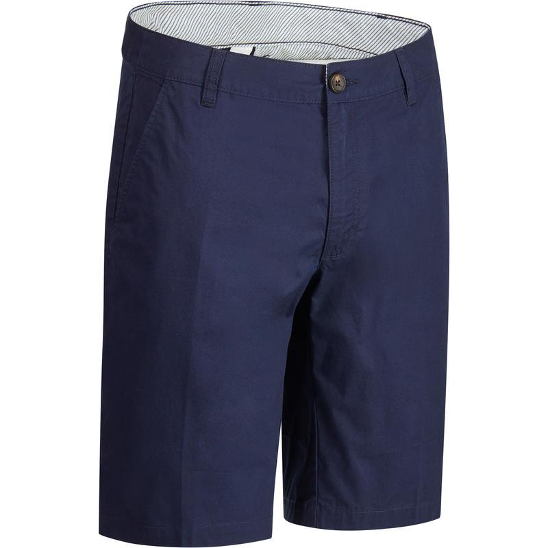94452b216c7a7 Men>Men's Bottoms>Men's Shorts>Men Golf Bermuda Shorts 500 Navy Blue