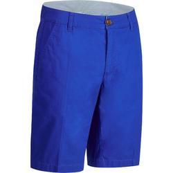 Golfbermuda 500 voor heren, warm weer, donkerblauw