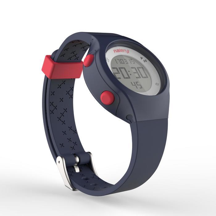 Montre chronomètre de course à pied femme W500 S NOIRE - 1275540