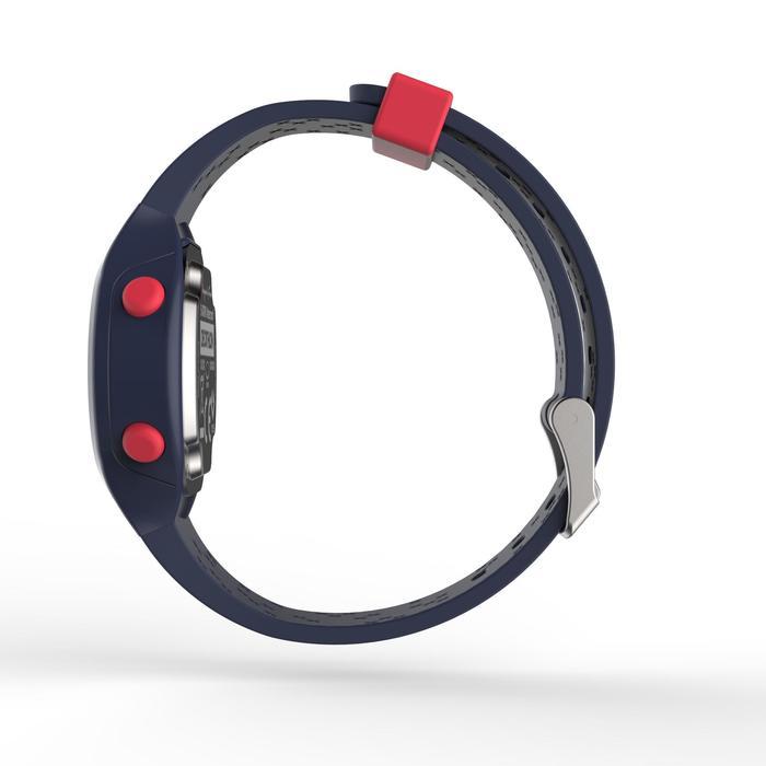 Montre chronomètre de course à pied femme W500 S NOIRE - 1275544