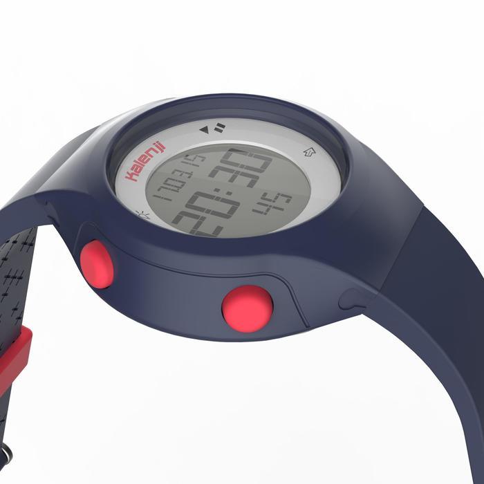 Montre chronomètre de course à pied femme W500 S NOIRE - 1275545