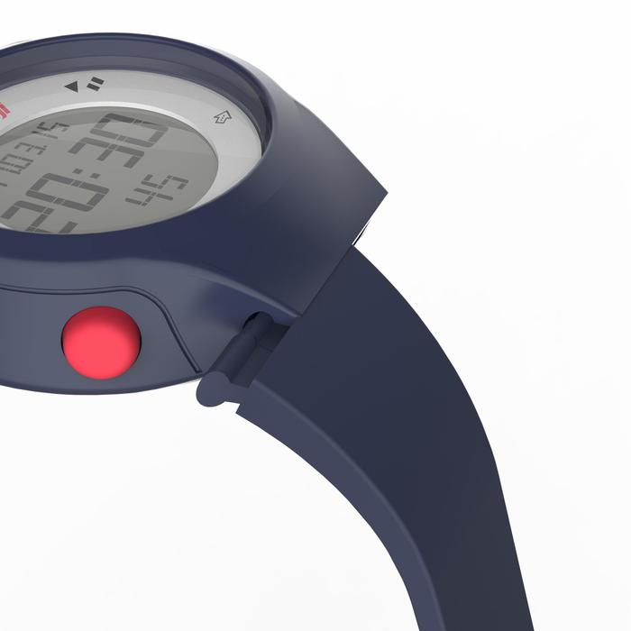 Montre chronomètre de course à pied femme W500 S NOIRE - 1275547