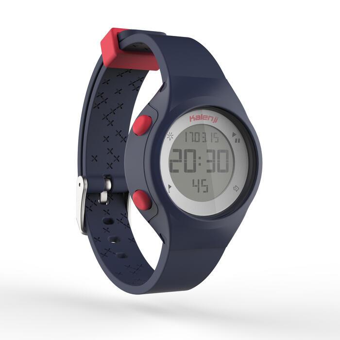 Montre chronomètre de course à pied femme W500 S NOIRE - 1275548