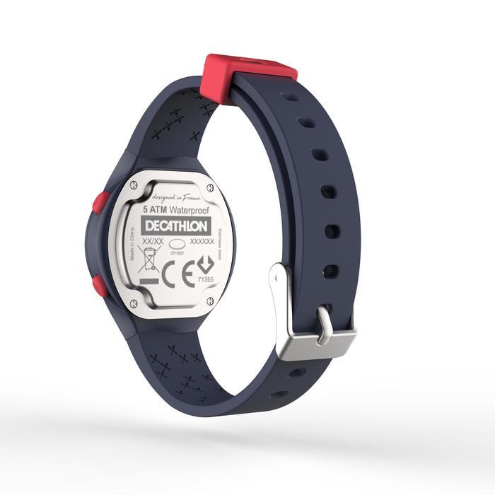 Montre chronomètre de course à pied femme W500 S NOIRE - 1275549