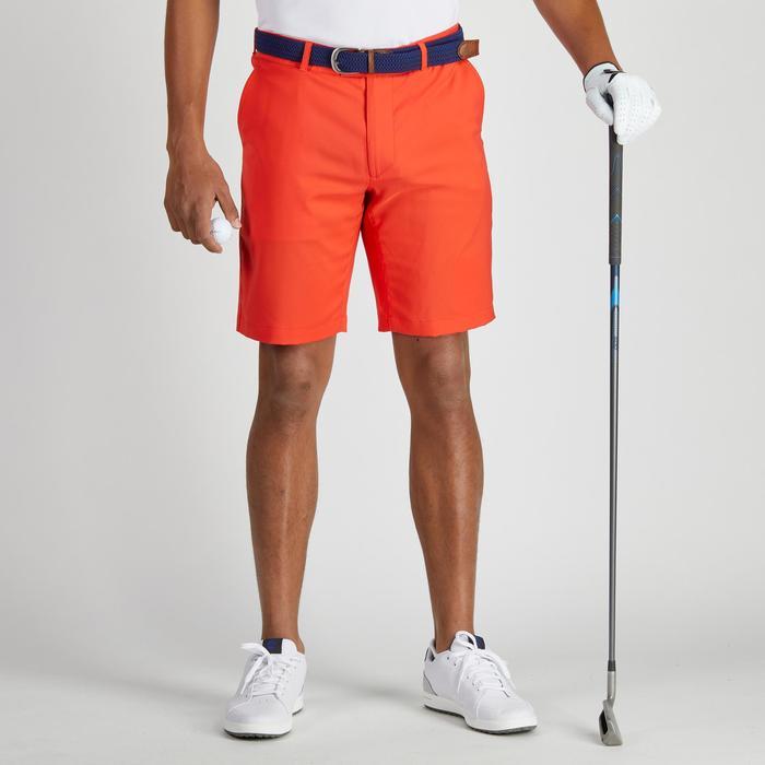 Bermuda de golf homme 900 temps chaud - 1275569