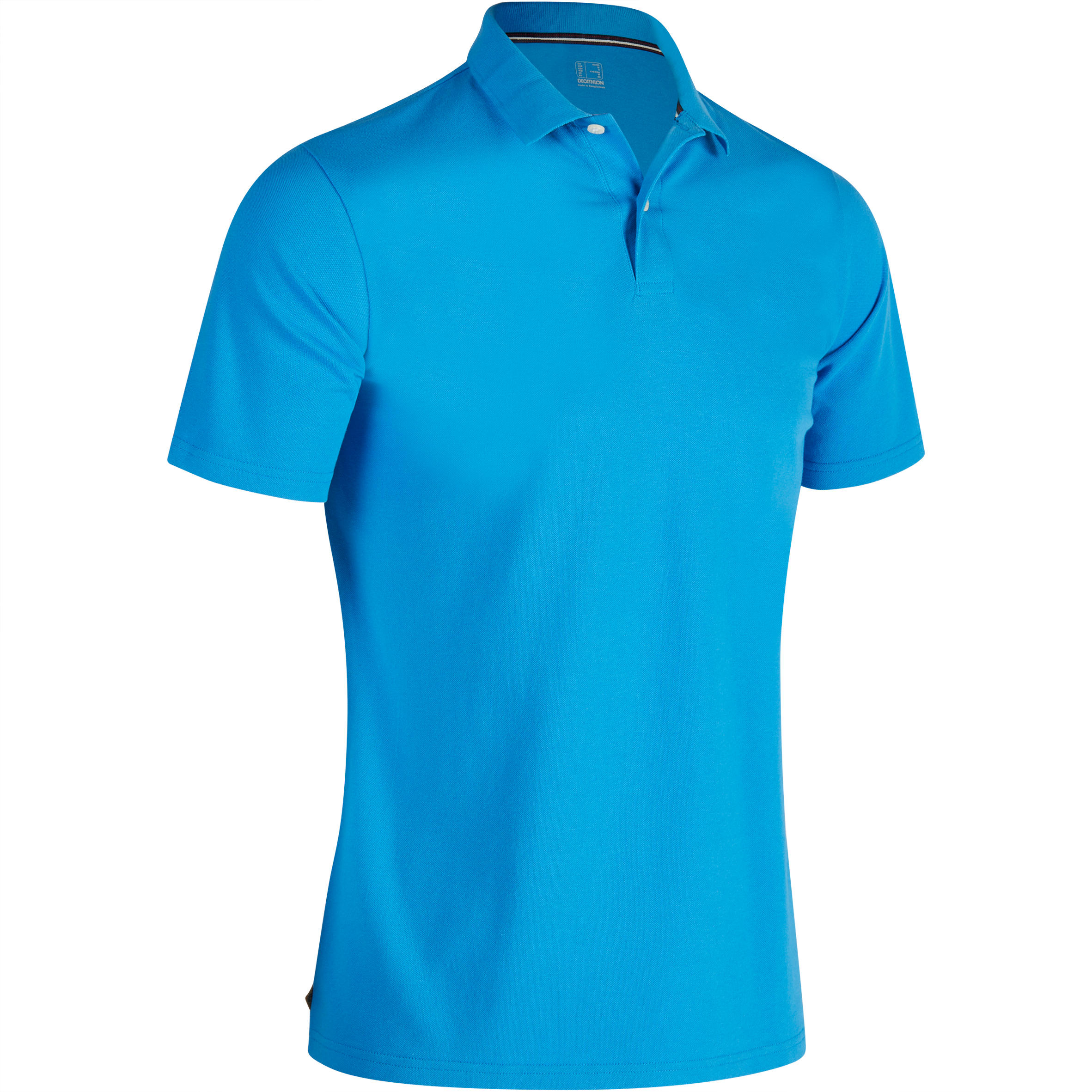 Men's Golf Polo T-Shirt 500 Blue
