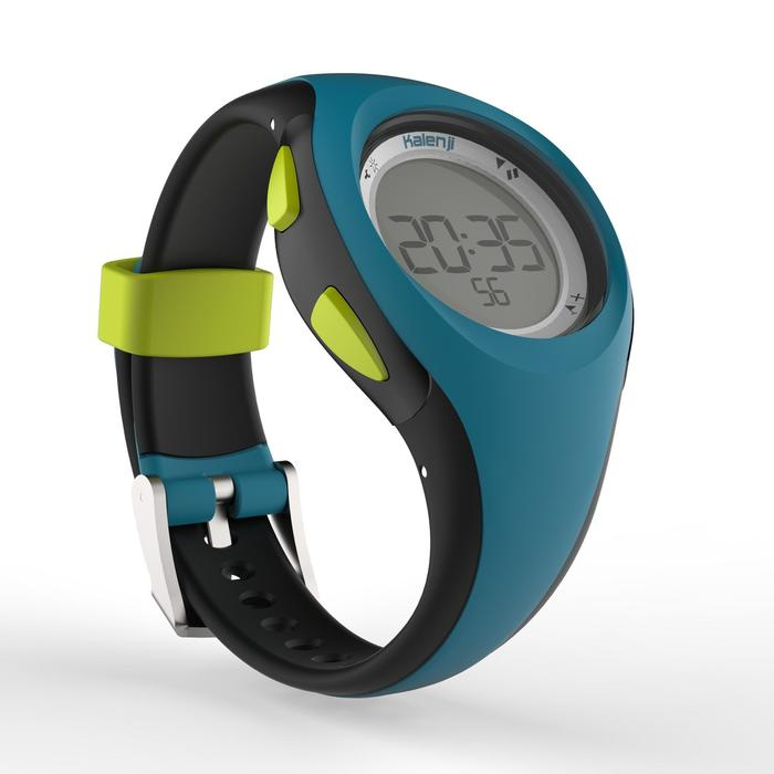 Montre digitale sport femme junior W200 S timer bleu & - 1275624