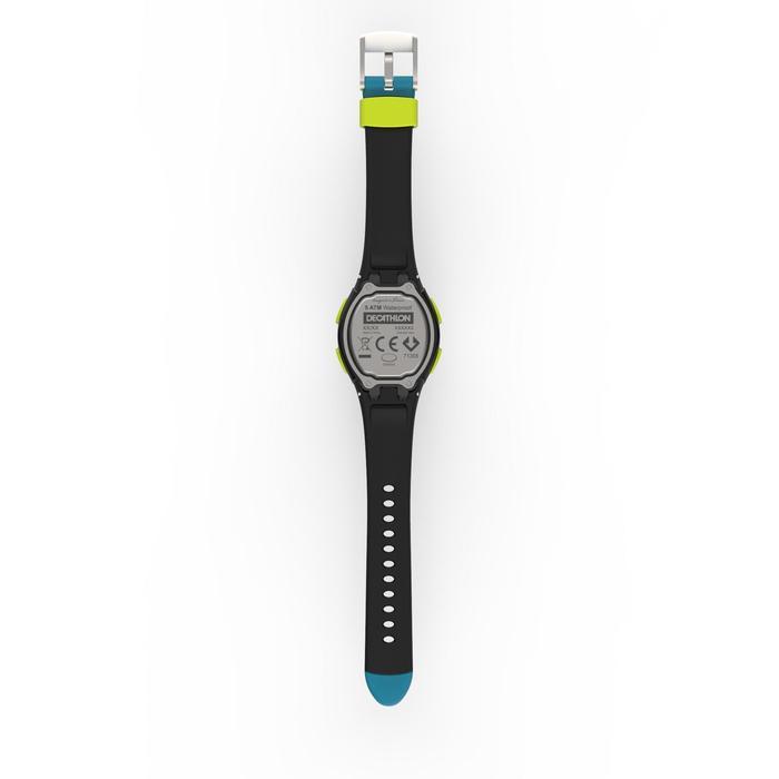 Reloj cronómetro running W200 S azul y negro