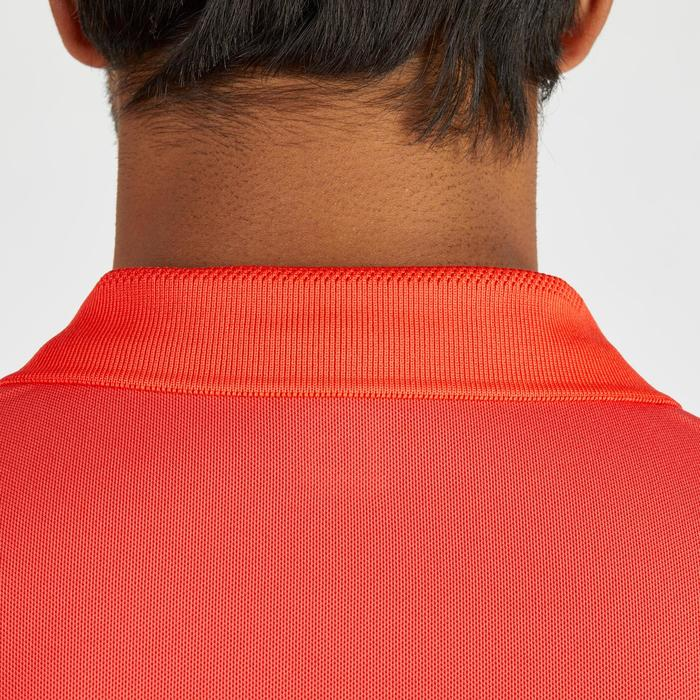 Golf Poloshirt 900 Kurzarm Herren rot
