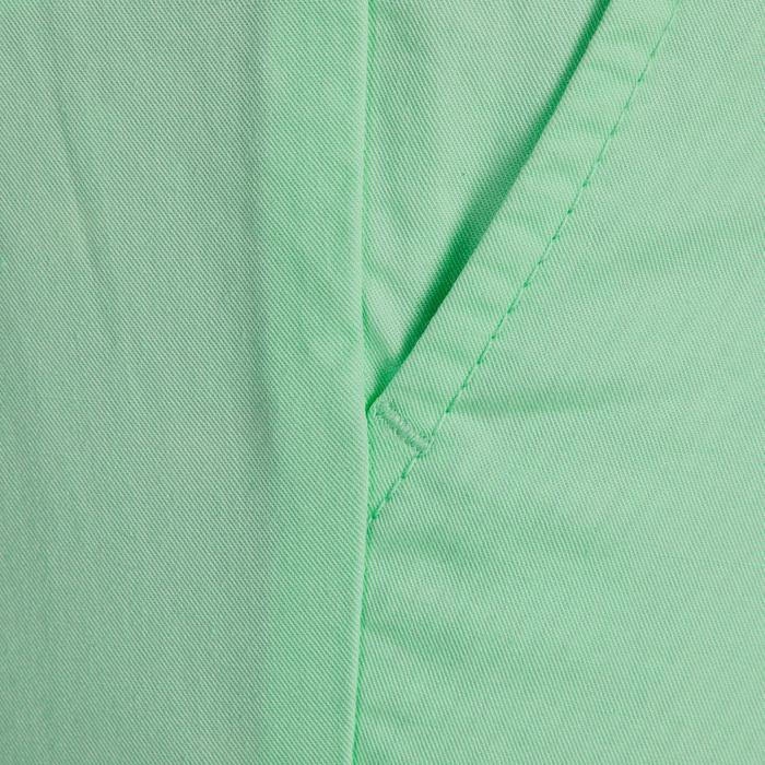 Golfbermuda 500 voor heren, zacht weer, groen