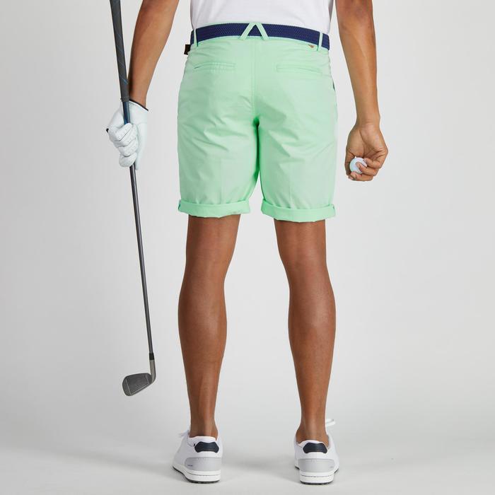 Bermuda de golf homme 500 temps tempéré marine - 1275750