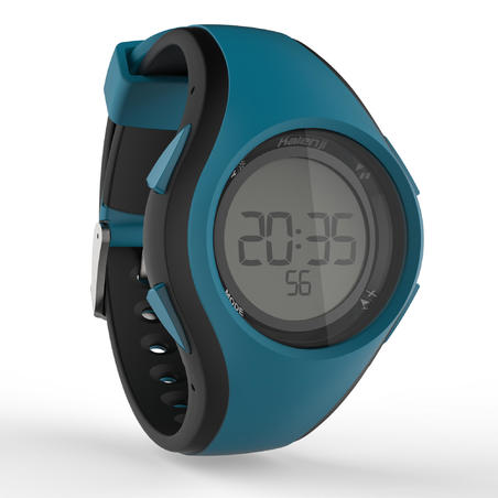 W200 M running stopwatch - Blue Black