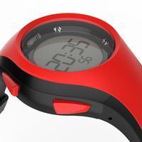 """Skriešanas hronometrs """"W200"""", M izmērs, sarkans un melns"""