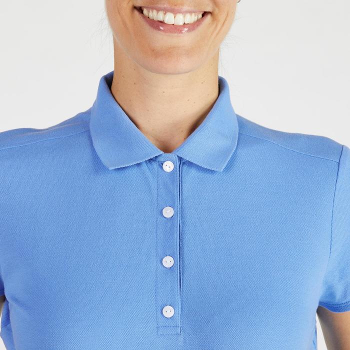 Polo de golf femme manches courtes 500 temps tempéré - 1275825