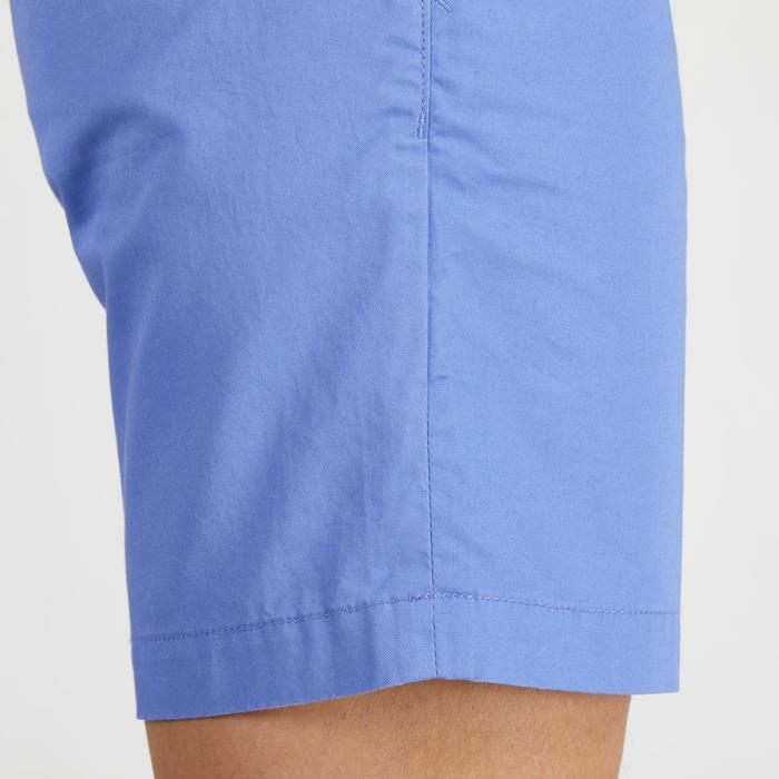 Golf Bermuda Shorts 500 Damen lavendelblau