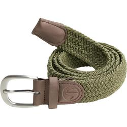 500 Adult Golf Stretchy Belt - Khaki Size 1