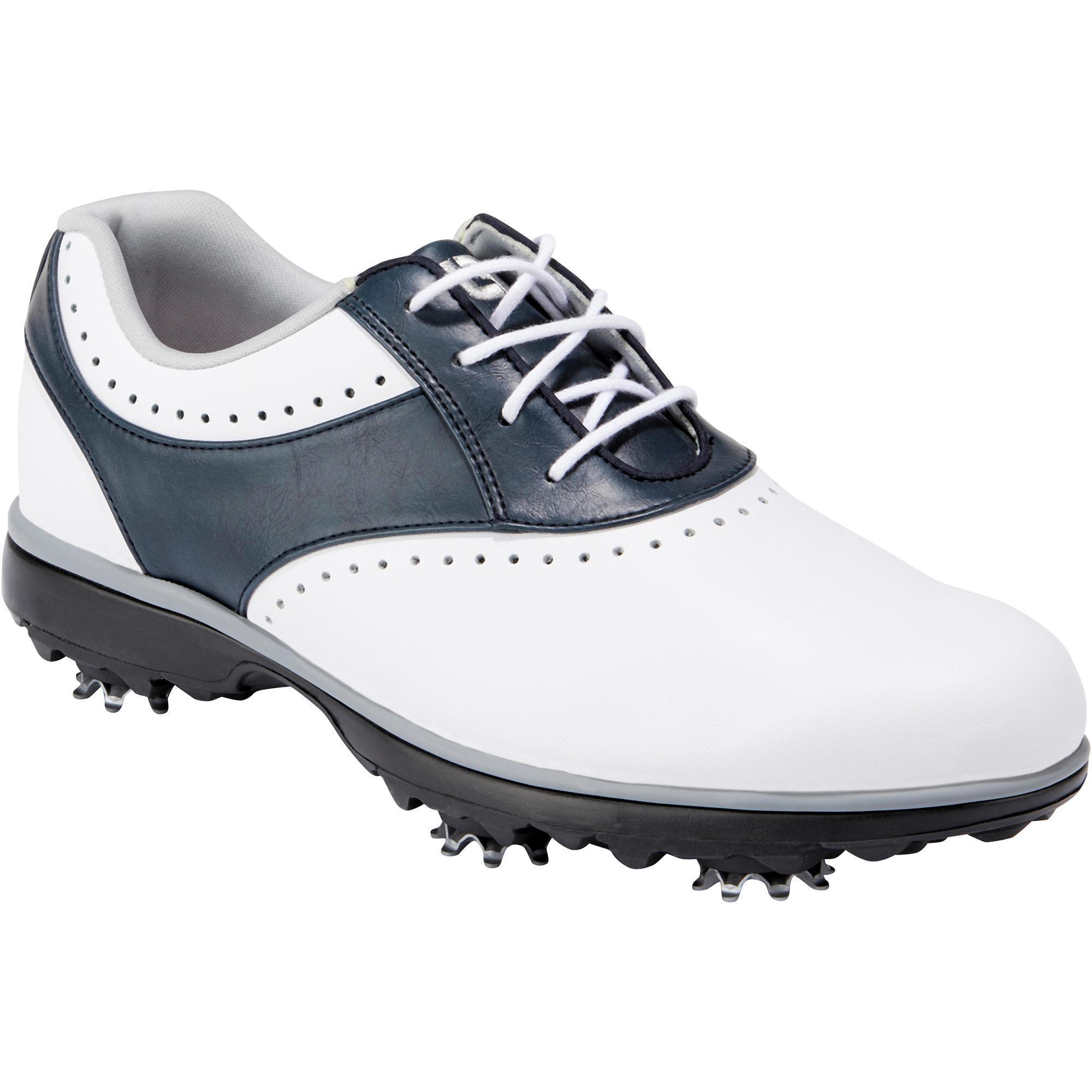 2413181 Footjoy Golfschoenen Emerge voor dames wit en marine