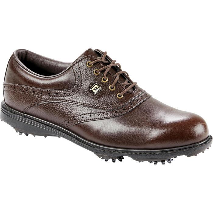Golfschuhe Hydrolite 2.0 Herren dunkelbraun