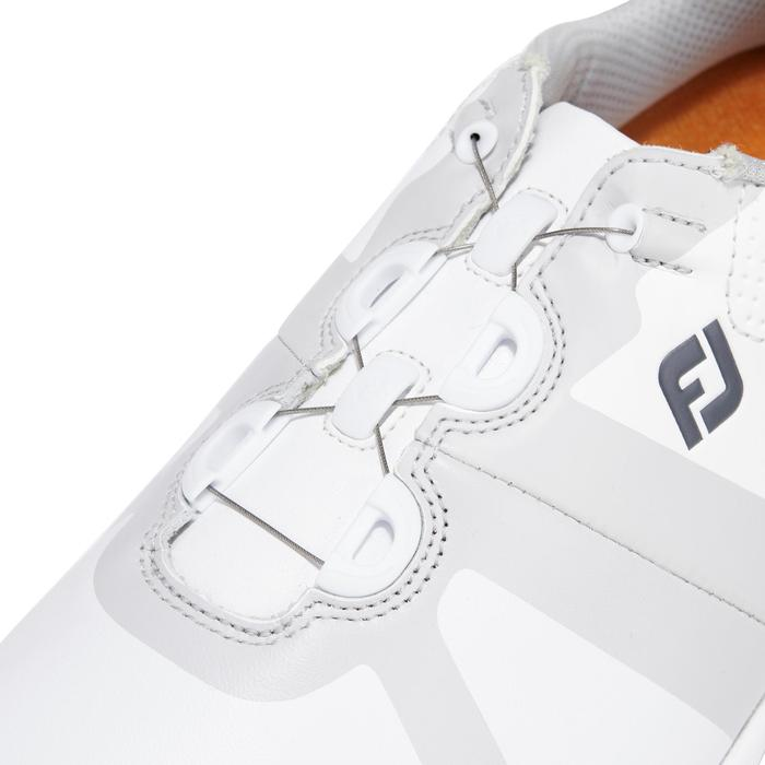 CHAUSSURES GOLF HOMME ENERGIZE BOA blanches - 1276096