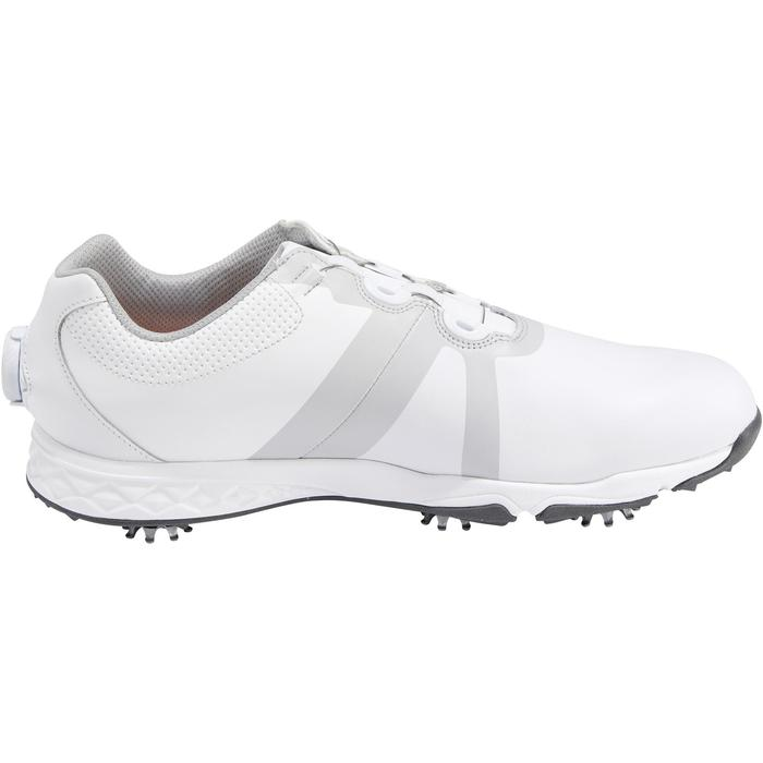 CHAUSSURES GOLF HOMME ENERGIZE BOA blanches - 1276097
