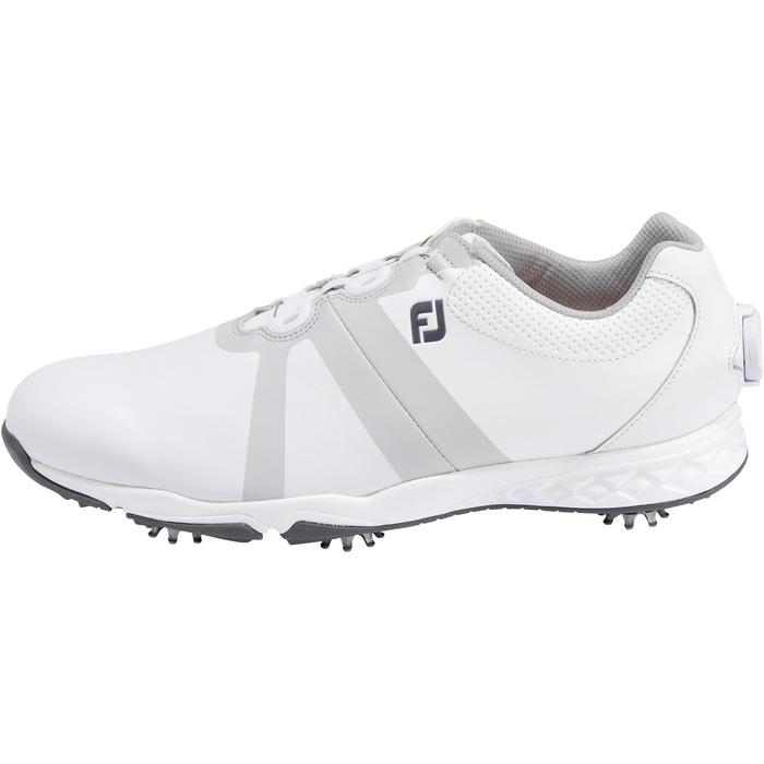 CHAUSSURES GOLF HOMME ENERGIZE BOA blanches - 1276116
