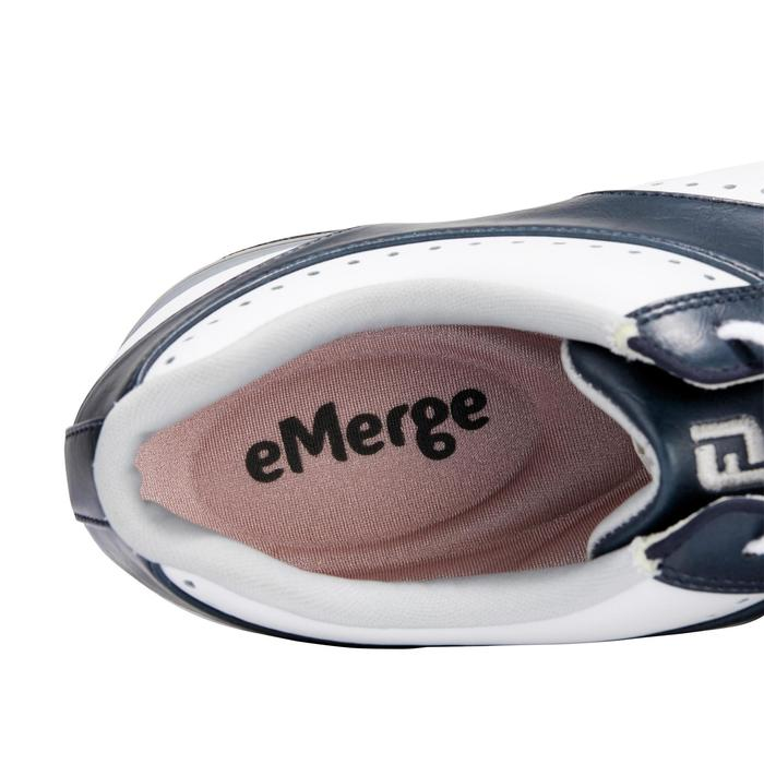 CHAUSSURES GOLF FEMME EMERGE BLANCHES et Marines - 1276138