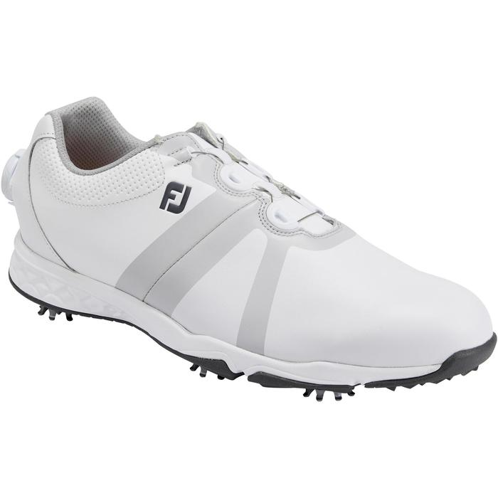 CHAUSSURES GOLF HOMME ENERGIZE BOA blanches - 1276150