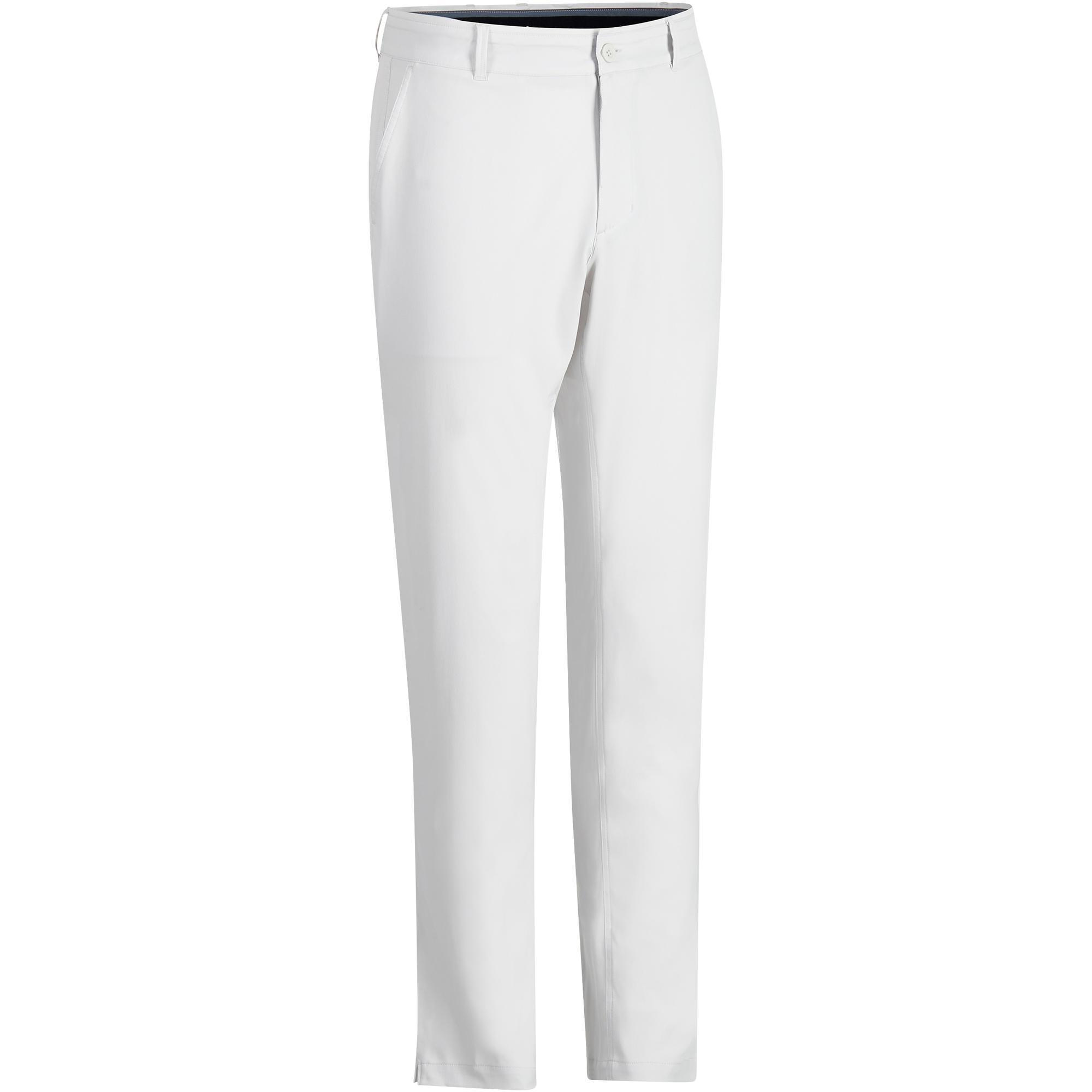 Pantalon fusel gris clair nou la taille Jeans t 4311cf81ac17
