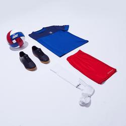 Camiseta de fútbol adulto FF100 Francia azul