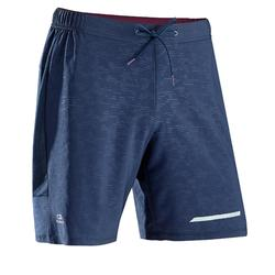 Short Running heren Run Dry+ marineblauw