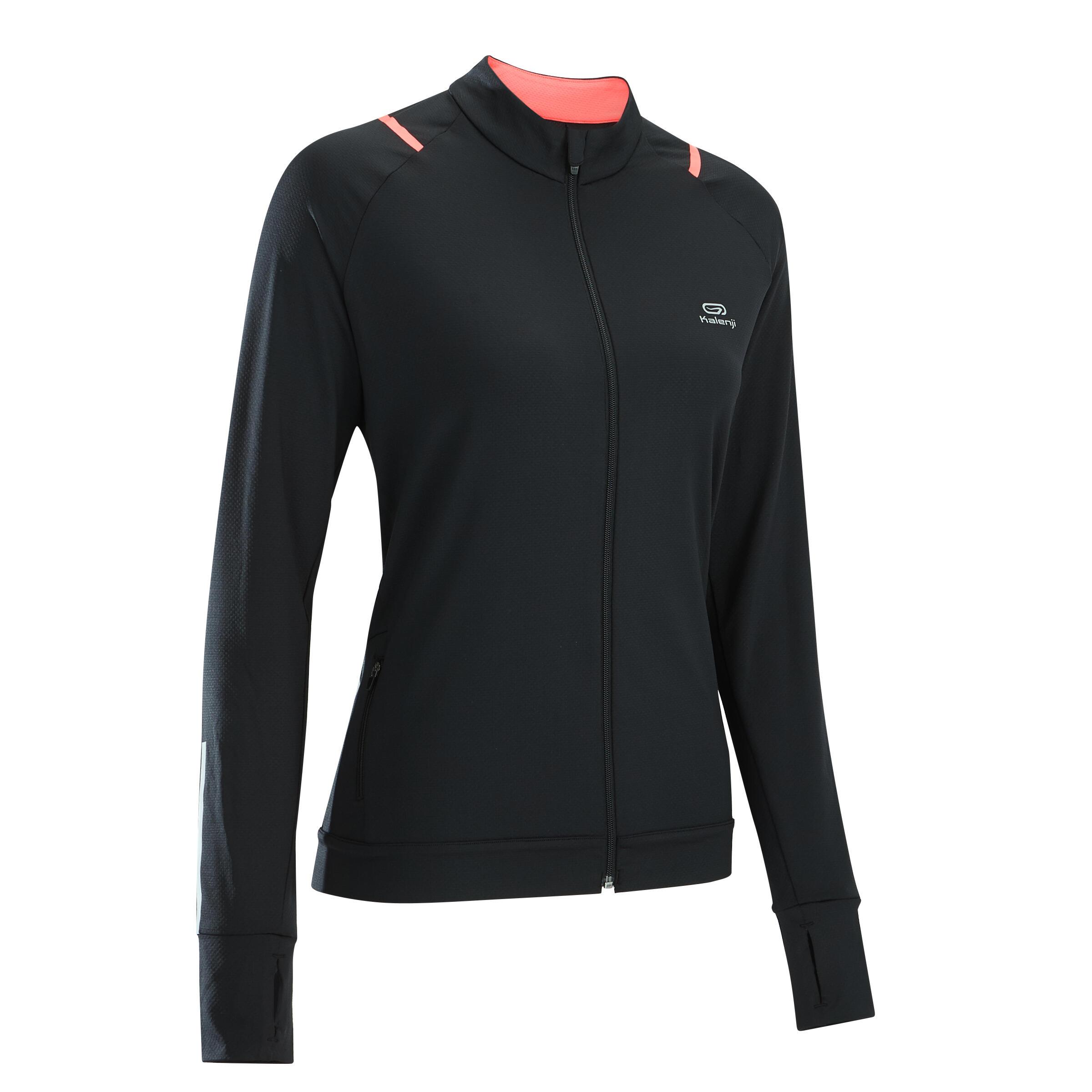 Jachetă Jogging Run Dry Damă